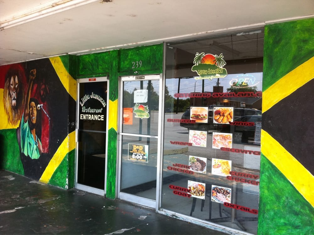 Little Jamaican Restaurant