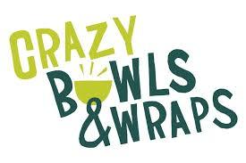 Crazy Bowls & Wraps - Clarkson