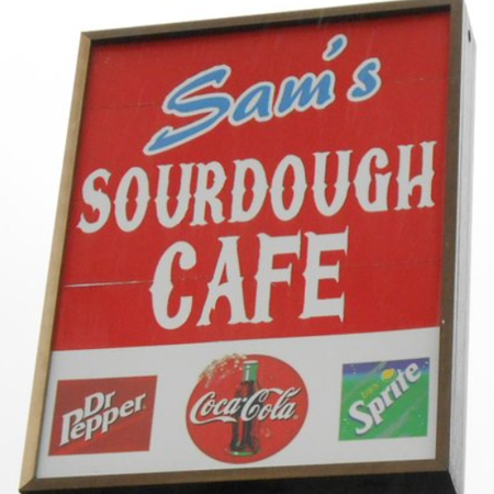 Sam's Sourdough Cafe