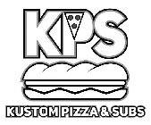 KUSTOM PIZZA & SUBS