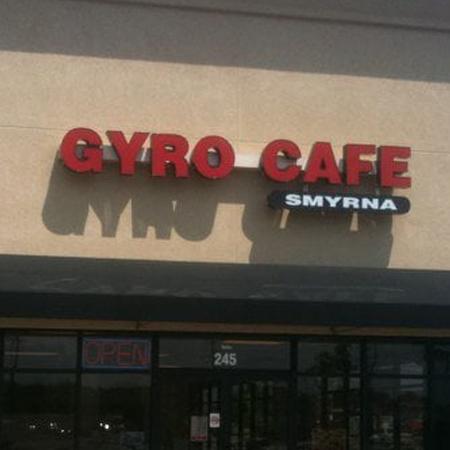 Gyro Cafe - Smyrna