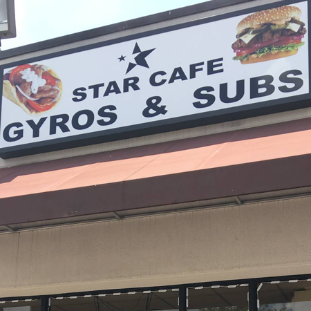 Star Cafe Gyros & Subs - Smyrna