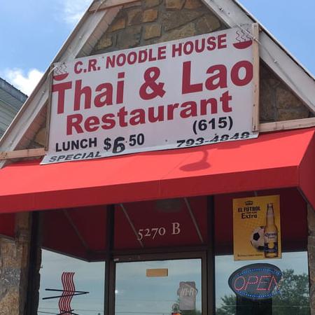 C.R. Noodle House Thai & Lao - La Vergne