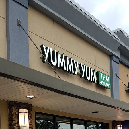 Yummy Yum Thai Restaurant - Murfreesboro