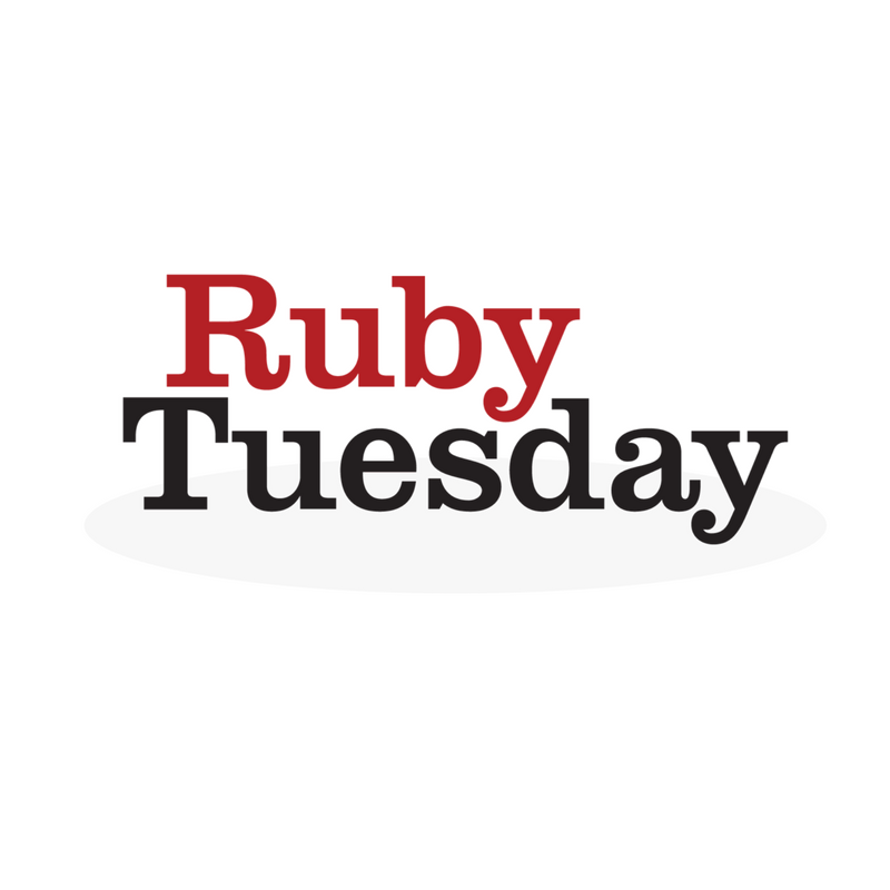 Ruby Tuesday #39