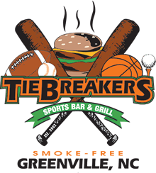 Tiebreakers Sports Bar & Grill (Free Delivery!)
