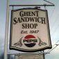 Ghent Sandwich Shop