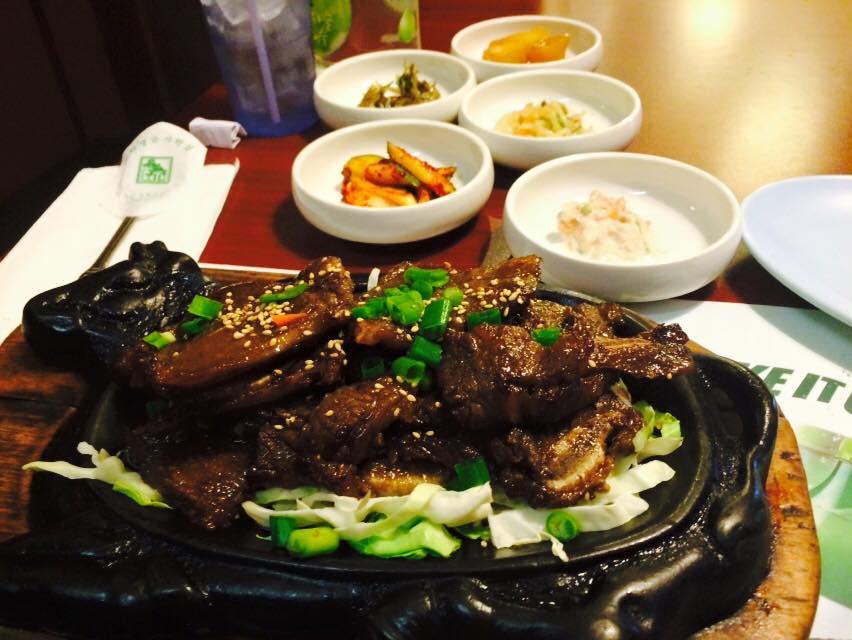 Grandma Tofu And Korean BBQ