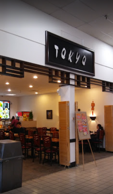 Tokyo (In the mall) - Non Partnered