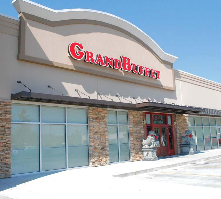 Grand Buffet - Non Partnered