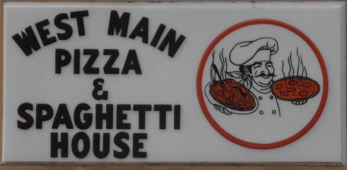 West Main Pizza & Spaghetti - Non Partnered