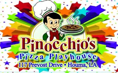 Pinocchio's Pizza Playhouse