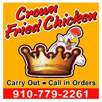 Crown Fried Chicken - Fayetteville