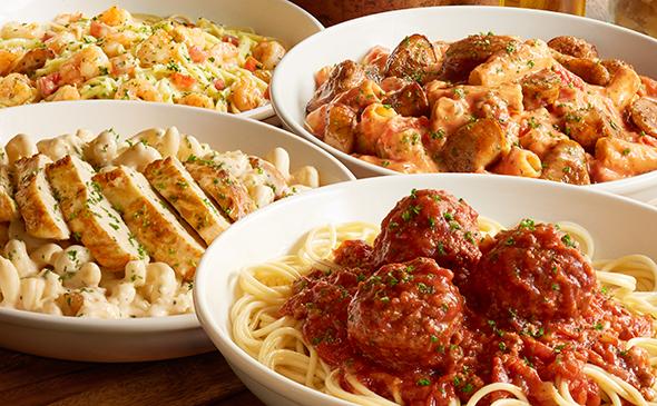 Olive Garden Houma Food Delivery Order Online Now